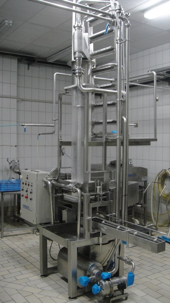 LACTIC PRODUCTS UNIT - USC (LUGO - SPAIN) R+D+I EQUIPMENT